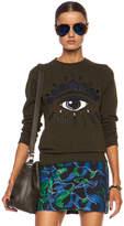 Kenzo Eye Cotton Sweatshirt