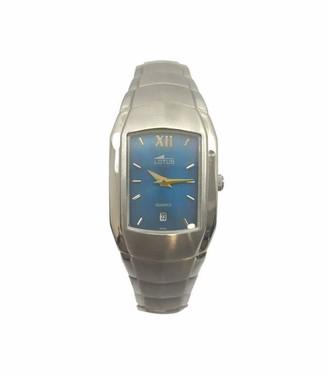 Lotus Analog Clock 9791
