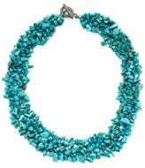 Kenneth Jay Lane Women's Shells Statement Necklace