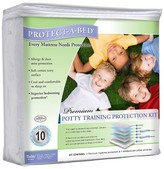 Protect A Bed Protect-A-Bed Premium Potty Traning Kit (Twin) - PROTECT-A-BED®