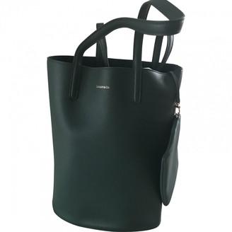 Tiffany & Co. \N Green Leather Handbags