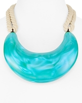 Alexis Bittar Liquid Silk Pendant Necklace, 16