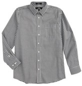 Nordstrom Boy's Non-Iron Check Dress Shirt