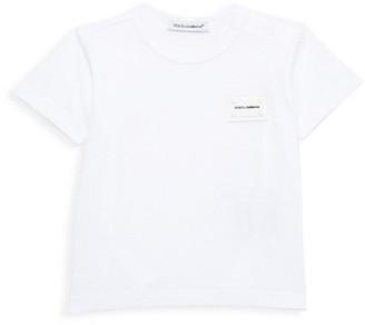 Dolce & Gabbana Baby's Logo T-Shirt