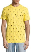 Wesc Mike All Over Palm Tree Tee