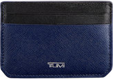 Tumi Mason Slim Saffiano Leather Card Case