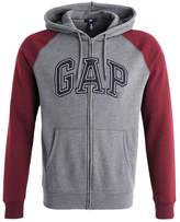 Gap FULL ZIP ARCH Tracksuit top heather grey