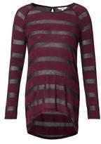 Noppies Women's Stripe Maternity Tunic