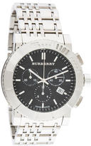 Burberry Trench Chronograph Watch