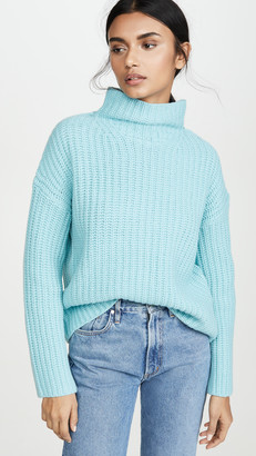 Vince Lofty Rib Turtleneck
