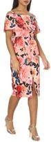 Dorothy Perkins Women's Bardot Pencil Dress