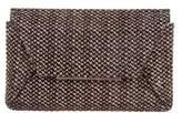 Lanvin Ponyhair Envelope Clutch
