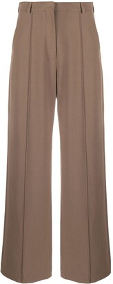 Nanushka Cleo wide-leg trousers