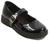 George Girls School Patent Shoes
