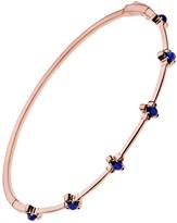 Lapis Lee Jones Collection Bloom Bangle Bracelet - Rose Gold