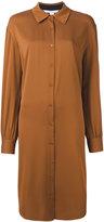 Diane von Furstenberg Tressa shirt dress - women - Silk/Spandex/Elastane - S