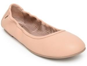 Minnetonka Anna Ballerina Flat Women's Shoes