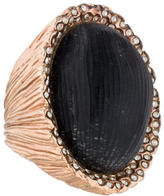 Alexis Bittar Large Lucite Cocktail Ring