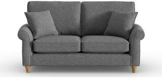 Next Ashford Tailored Comfort Medium Sofa 3 Seats - Grey