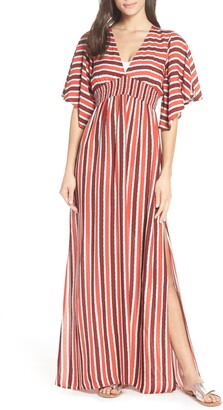 Maaji Morning Glam Cover-Up Maxi Dress
