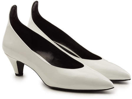 Calvin Klein Patent Leather Pumps