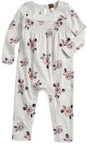 Tea Collection Infant Girl's Omiya Cotton Romper