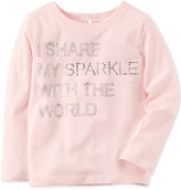 Carter's Sparkle-Print T-Shirt, Little Girls (2-6X) and Big Girls (7-16)