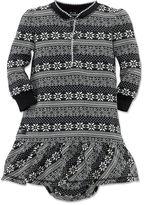 Ralph Lauren Girls Dress, Baby Girls Cotton Dress