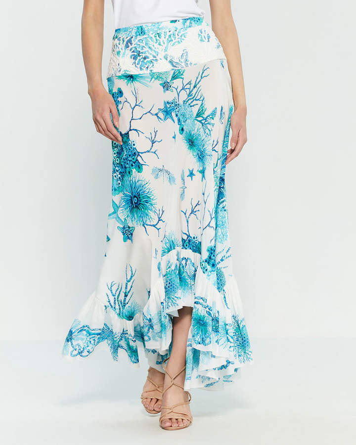 3f9547f5a1 Roberto Cavalli Long Skirts - ShopStyle