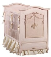 The Well Appointed House Cherubini Crib in Versailles Pink