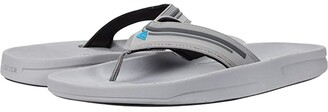 Quiksilver Rivi Sandal (Grey/Grey/Black 1) Men's Shoes