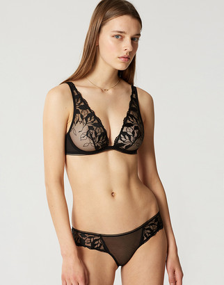 Maison Lejaby Sin Underwired Triangle Bra