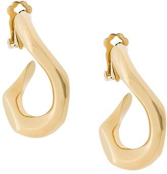 Annelise Michelson small Broken Chain earrings