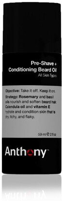 Anthony Logistics For Men Pre-Shave Beard Oil