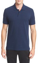 Belstaff Men's Granard Extra Trim Fit Pique Polo