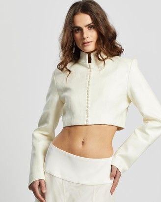 Maggie Marilyn Sunday Kind Of Love Bolero Jacket