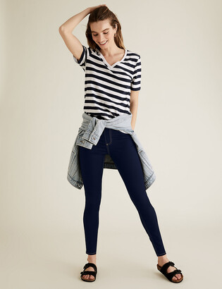 Marks and Spencer PETITE High Waisted Jeggings
