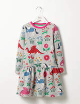Boden Cosy Printed Dress
