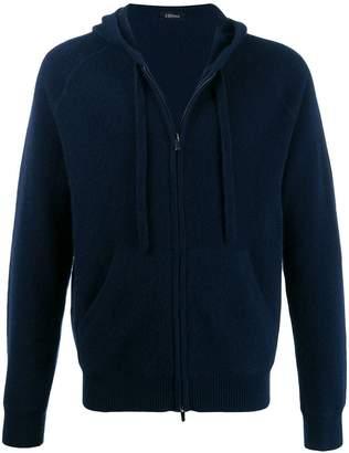 Ermenegildo Zegna zip-up hoodie