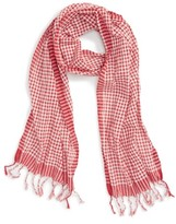 Madewell Women's Gingham Scarf