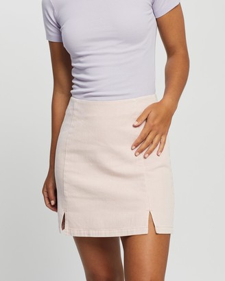 All About Eve Women's Skirts - Fraya Skirt - Size One Size, 10 at The Iconic
