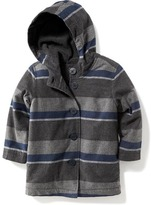 Old Navy Hooded Twill Coat for Toddler