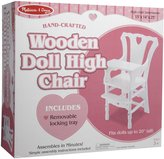 Melissa & Doug Deluxe Wooden Furniture - High Chair