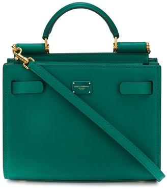 Dolce & Gabbana mini Sicily 62 tote bag