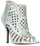 DOLCE by Mojo Moxy Kojo Caged Booties, Light Blue.