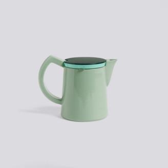 Hay HAY - 0,8L Green Porcelain Coffee Pot - Green