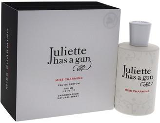 Juliette Has a Gun Women's Miss Charming 3.3Oz Eau De Parfum Spray