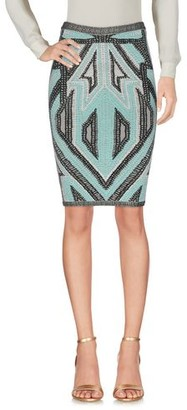 Herve Leger Knee length skirt