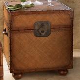 Tommy Bahama Island Estate End Table with Storage Home