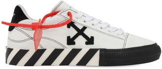 Off-White 20mm New Arrow Leather Low Top Sneakers